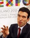 Maurizio Martina, titolare Mipaaf (Ministero politiche agricole alimentari e forestali)