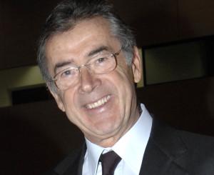 Nuovo Casin˜ di Campione d'Italia. Il presidente dott. Mario Resca.