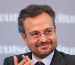 Luca Garavoglia, presidente gruppo Campari