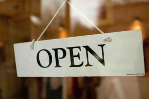 apertura negozio franchising open