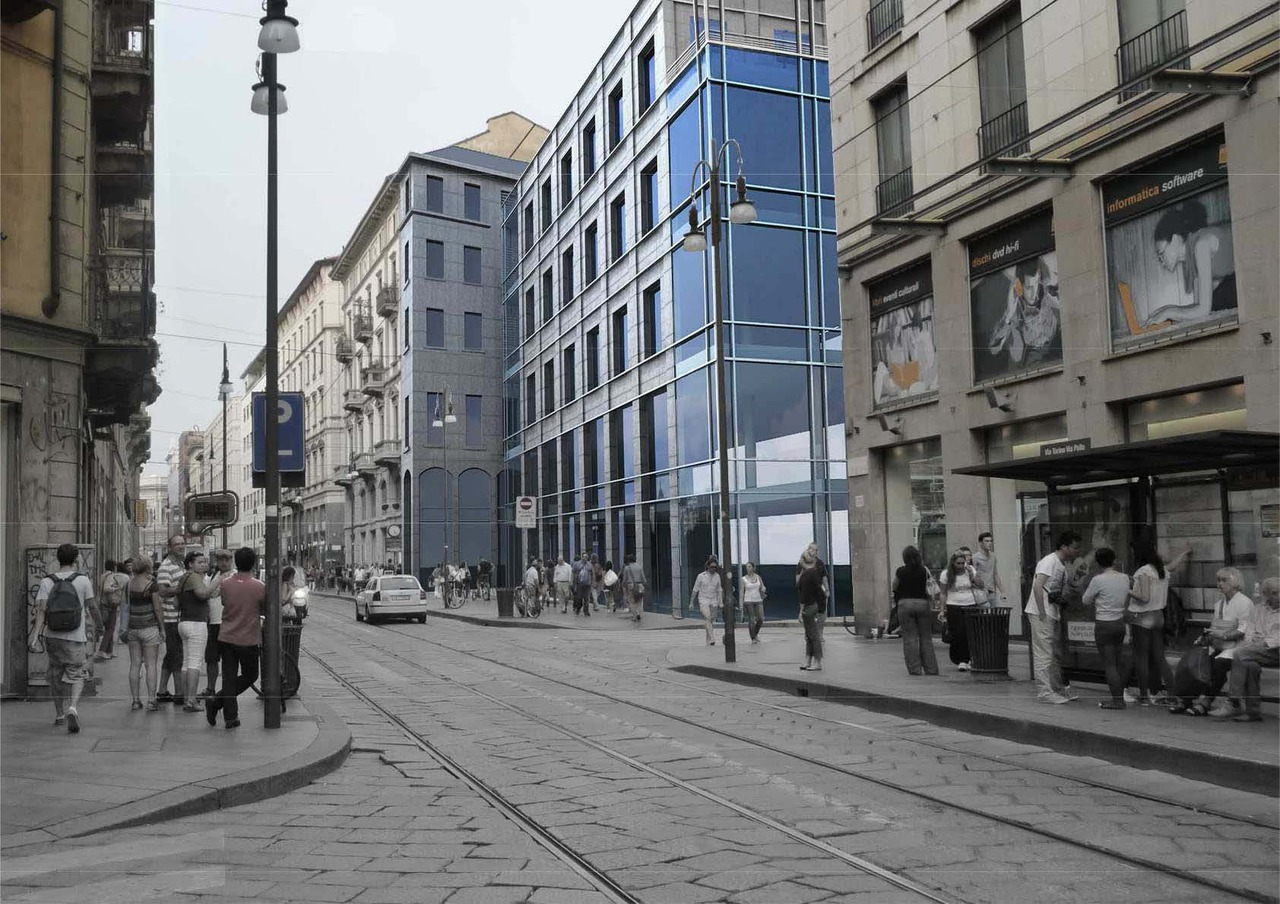 M g real estate gli investimenti in italia ripartono da for Vie di milano