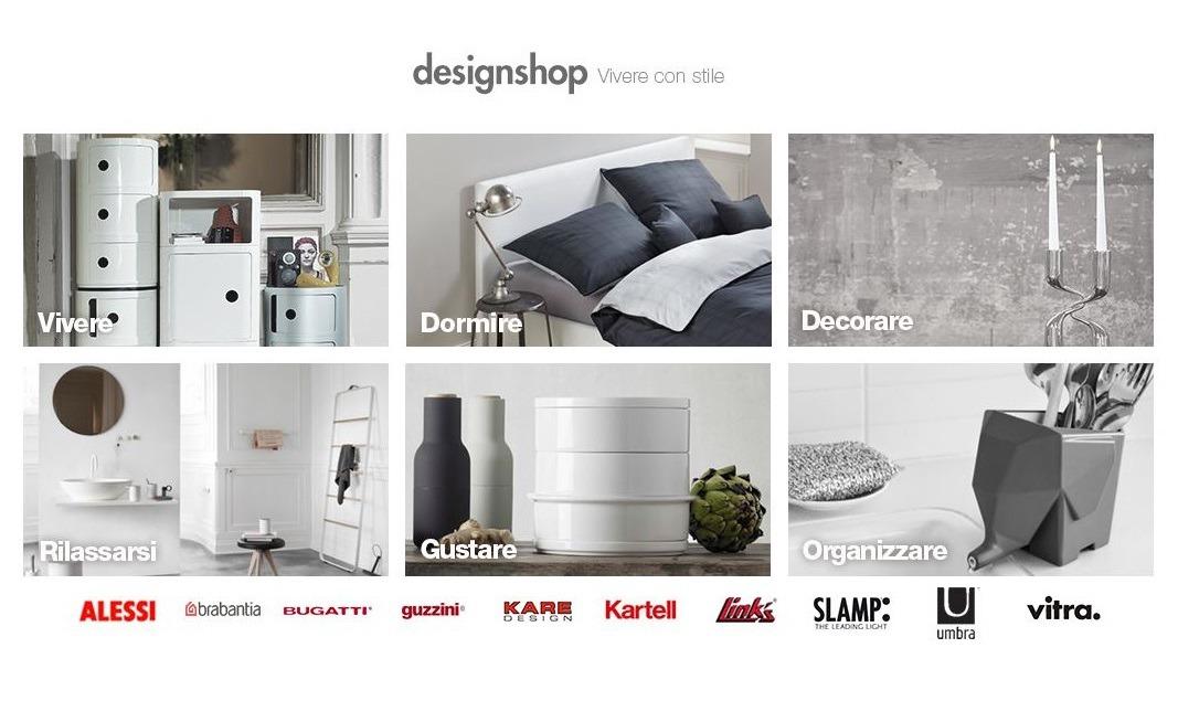 Amazon italia lancia design shop il nuovo e commerce per for Diversi design per la casa