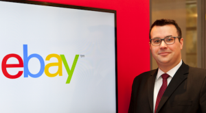 Claudio Raimondi, Country manager di eBay in Italia