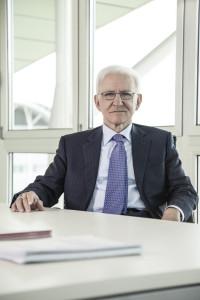 Gilberto Coffari, presidente di IGD Siiq S.p.A