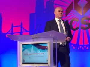 Massimo Moretti - CNCC European Conference- ICSC 2015