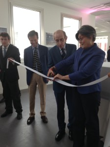 Da sin. Asti, Andrea Haupt (presidente Pria) e Ada Lucia De Cesaris, assessore all'Urbanistica di Milano