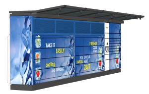 InPost - Refrigerated Locker System 4