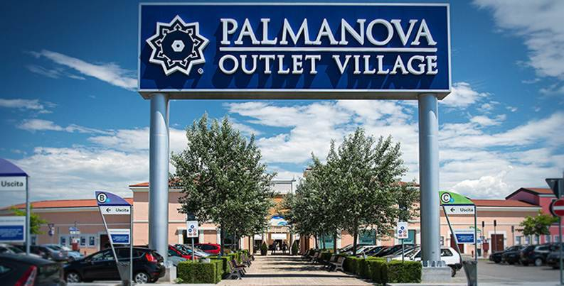 the best attitude 00b54 caee9 Blackstone acquista Palmanova Outlet Village | Mark Up