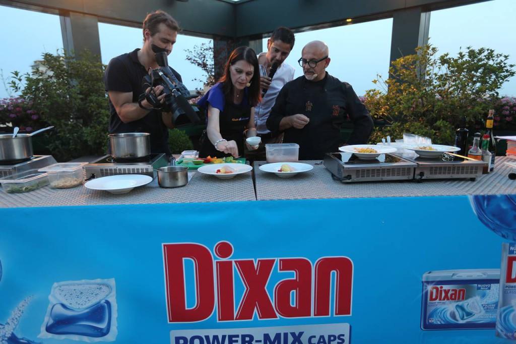 Peronaci Tinto Sadler Show Cooking a 4 mani RID