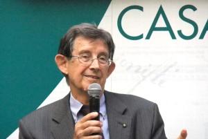Piero Giarda, presidente del consiglio di sorveglianza di Bpm