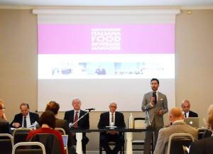 Presentazione preliminare della ricerca dell'Associazione Italiana  Food & Beverage Manager