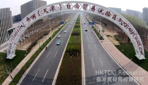 Tianjin_Free Trade Zone_Cina
