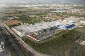 """Il centro commerciale di Roncadelle (Bs) è una delle più importanti aperture previste per il 2016. per dimensioni sarà un centro """"Prime"""""""