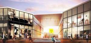 Design District Scalo Milano, rendering