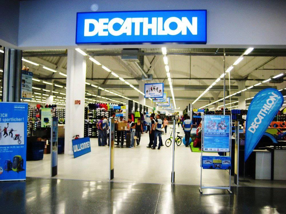 decathlon fiumicino
