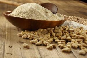 farina fagioli