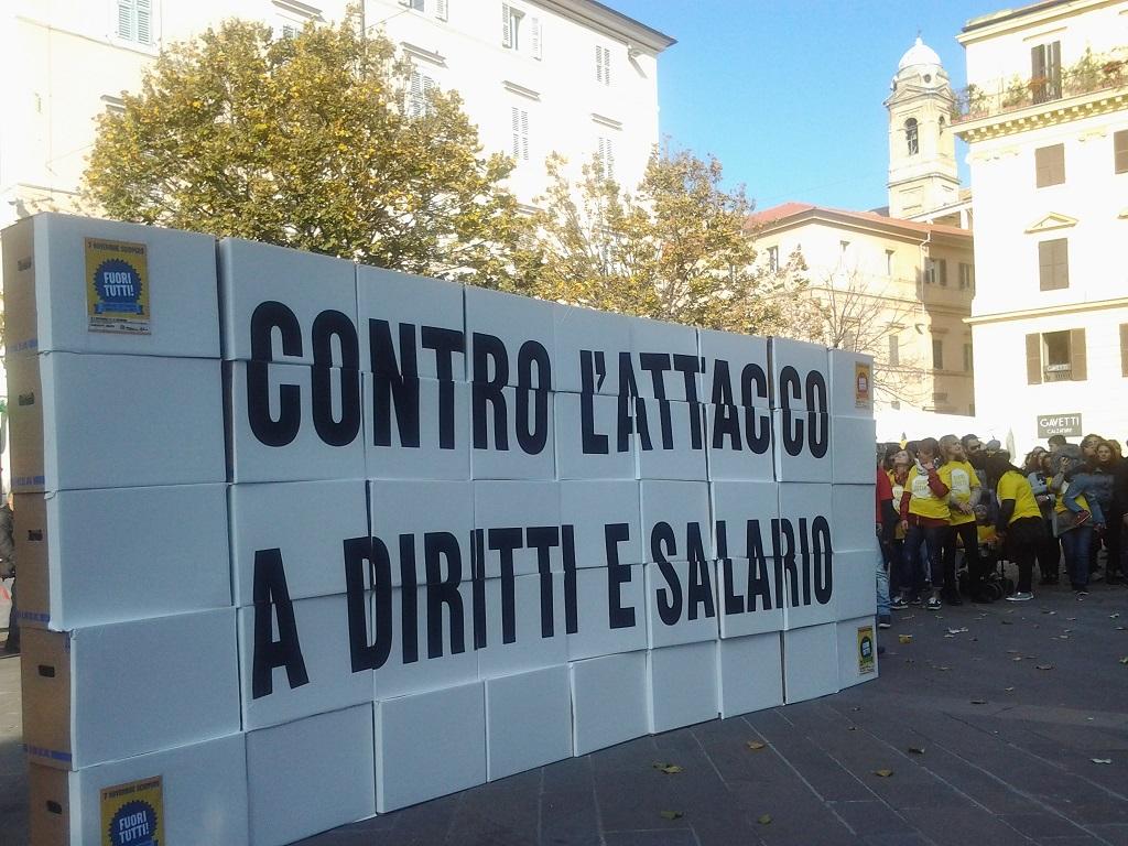 sciopero federdistribuzione