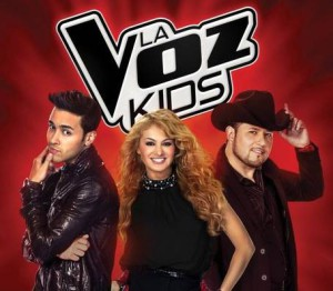 LaVozKids-judges