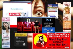banner online ads pubblicità