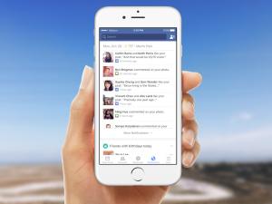 smartphone facebook mobile social