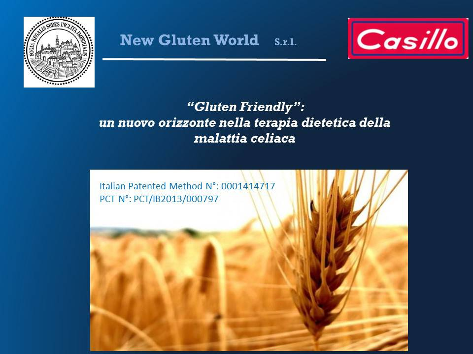 New Gluten World