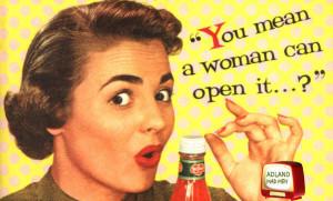 donne pubblicità