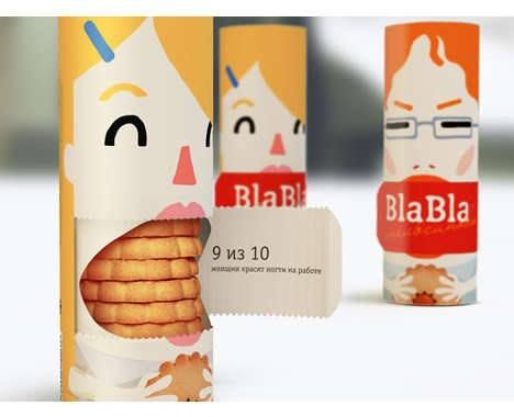 biscotti packaging