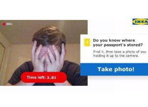 ikea skype sfida passaporto
