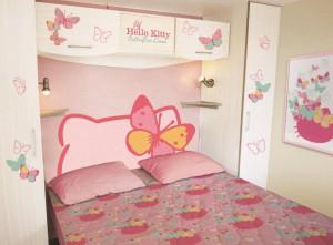 case vacanza Hello Kitty