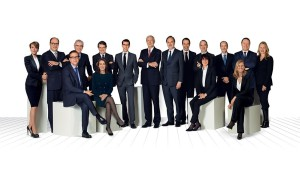 L'Oréal's Executive Committee