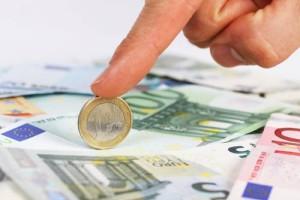 euro soldi finanziamenti banconote investimenti