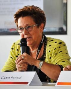 CLARA RICOZZI_presidente esecutivo Oita
