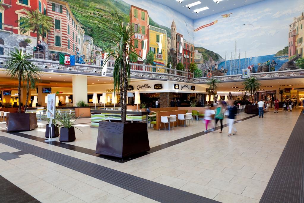 Sonae Sierra, cresce il fatturato dei centri commerciali in Italia ...