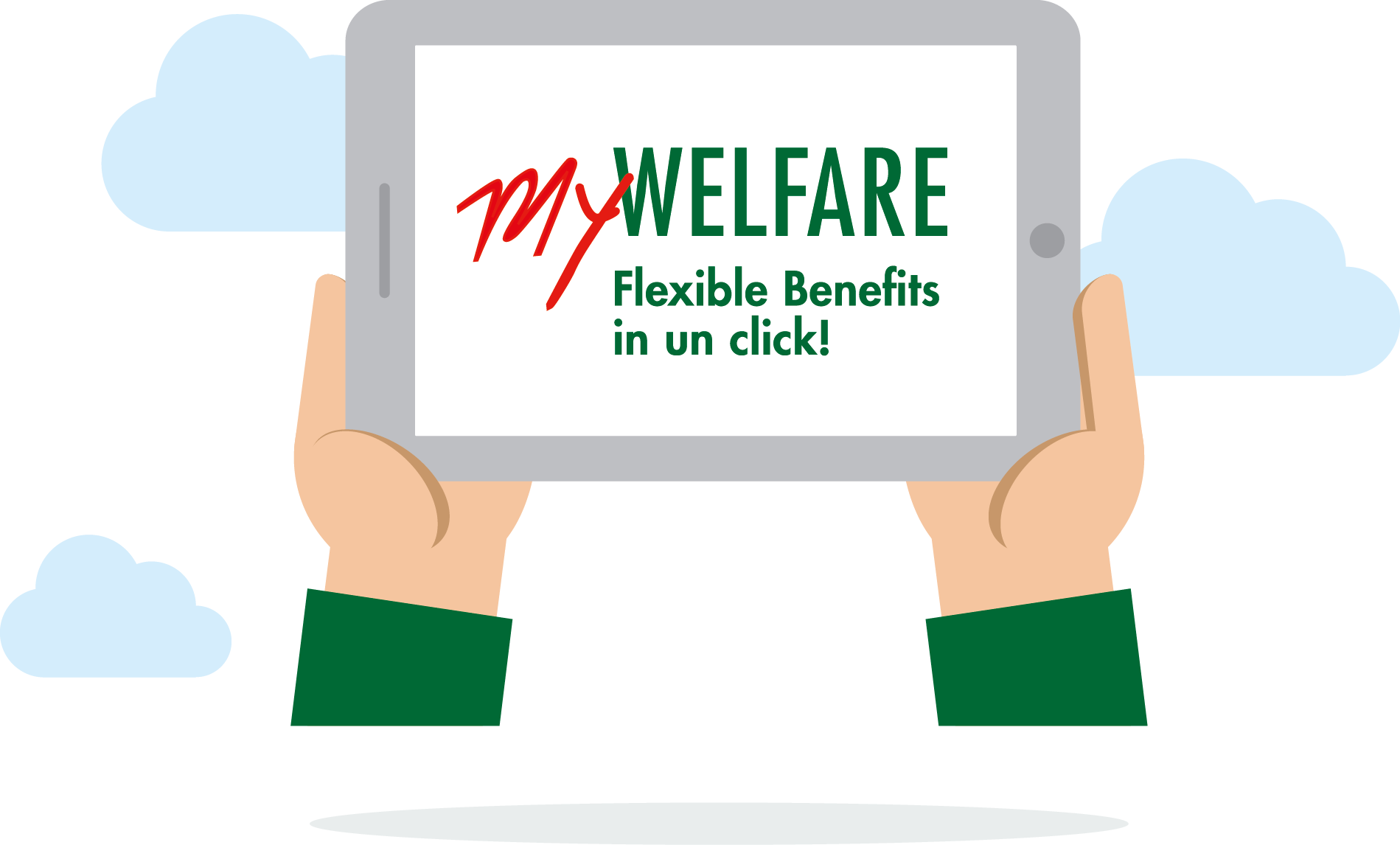 mywelfare welfare