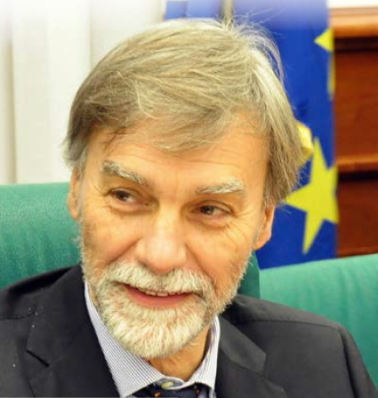 Graziano Del Rio - Ministro delle Infrastrutture e dei Trasporti