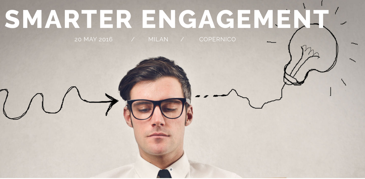 evento smarter engagement