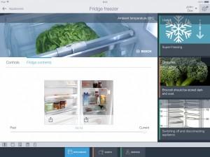 sainsbury's test frigo con Bosch