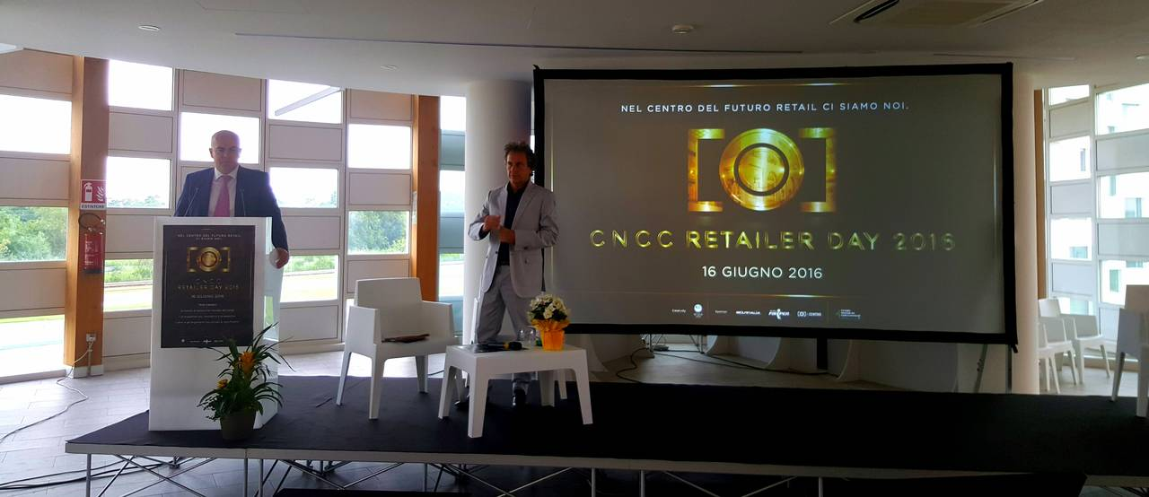 CNCC Retailer Day 2016 Moretti