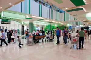 Centro Commerciale Auchan Interna 2