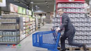 Carrefour tifa azzurri Euro2016