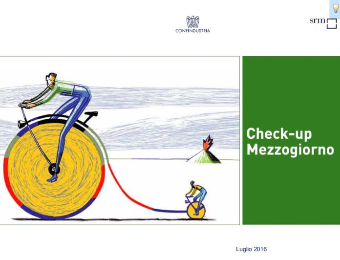 Check Up Mezzogiorno