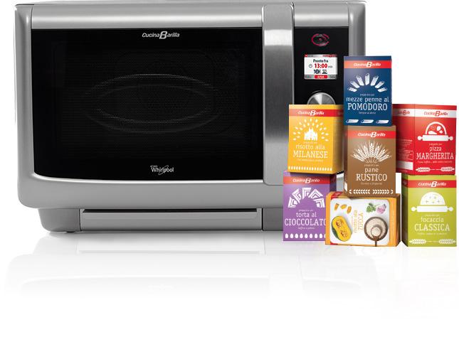 Cucinabarilla forno e torte a domicilio in abbonamento mark up - Forno a induzione consumi ...