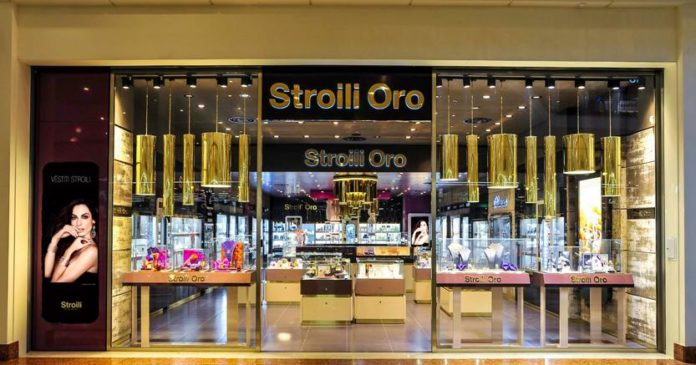 stroili oro acquisito da Thom Europe