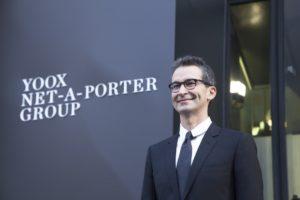 Federico Marchetti Yoox Net-A-Porter