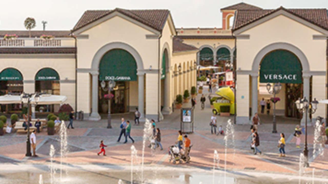 big sale a0c52 40337 Serravalle Designer Outlet inaugura una nuova area del ...