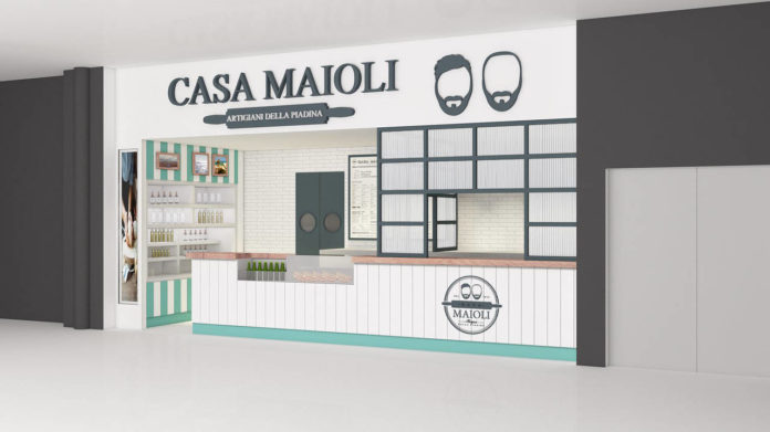 Rendering Casa Maioli Oriocenter