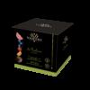Litocartotecnica Ival una gamma di astucci e scatole d'alta gamma per cioccolatini del brand ICAM Vanini, impreziosite da lucidature UV e stampa a rilievo in oro.