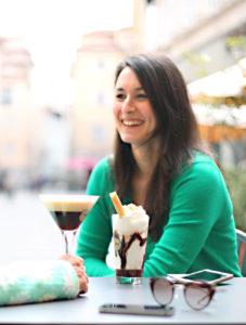 Elisa Toppano, marketing manager ORO Caffè