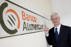 Andrea Giussani, presidente della Fondazione Banco Alimentare