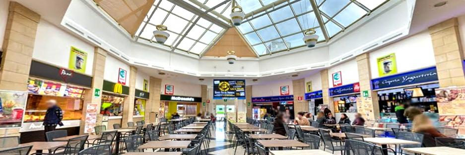 Auchan via libera all 39 ampliamento della galleria for Negozi di arredamento taranto